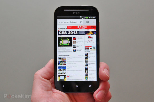 HTC One SV pictures and hands-on - photo 1