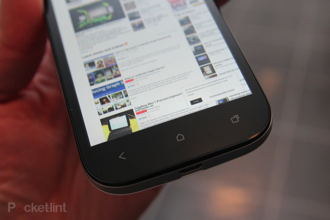 HTC One SV pictures and hands-on - photo 11