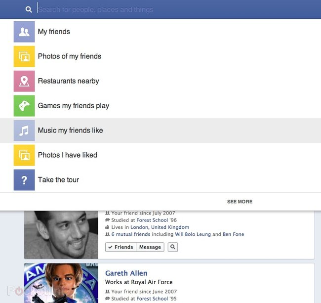 Facebook Graph Search goes live, we go hands-on - photo 4