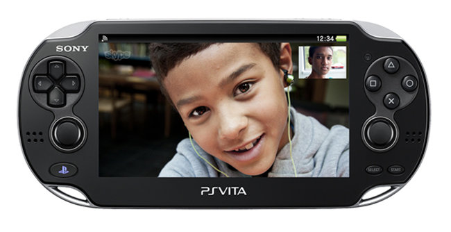 How to get Skype on your PS Vita - photo 1