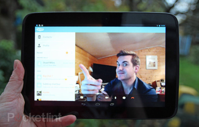Using Skype on your smartphone or tablet - photo 1