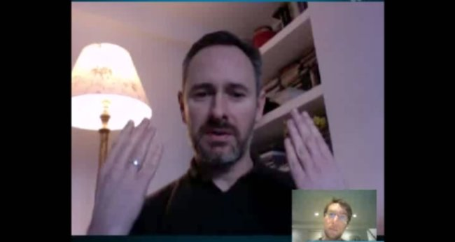 Professional tips for video calls: lighting - photo 2