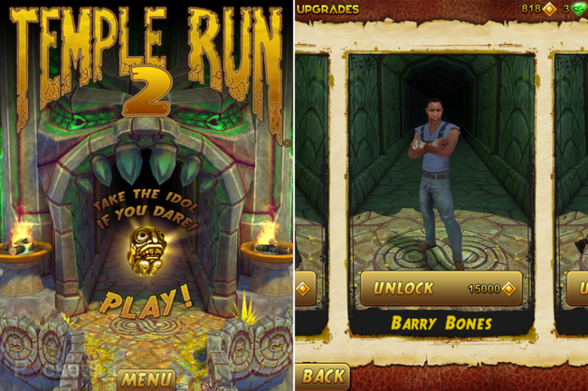 APP OF THE DAY: Temple Run 2 review (iOS) - photo 1