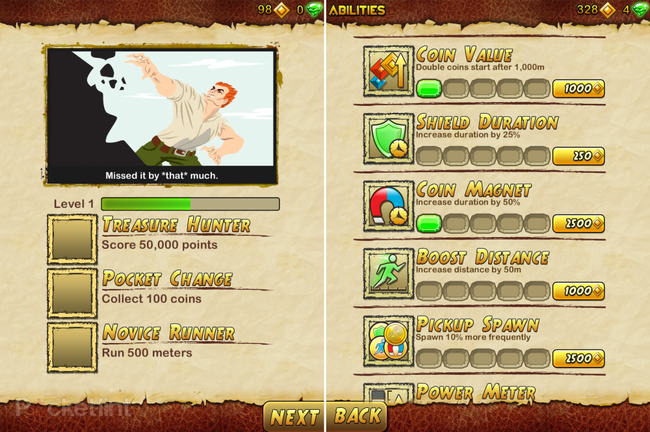 APP OF THE DAY: Temple Run 2 review (iOS) - photo 3