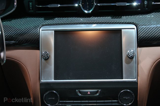 Maserati Quattroporte pictures and hands-on - photo 17