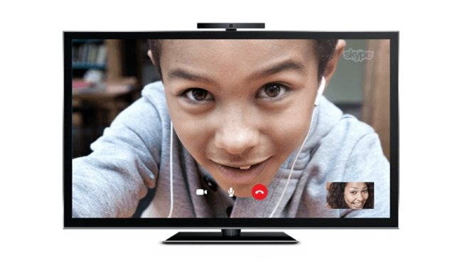 Getting Skype on your TV - photo 1