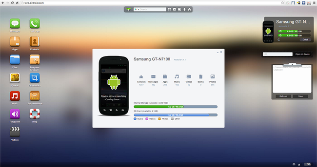 APP OF THE DAY: Airdroid review (Android) - photo 1