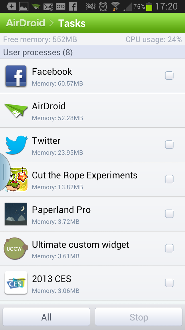APP OF THE DAY: Airdroid review (Android) - photo 14
