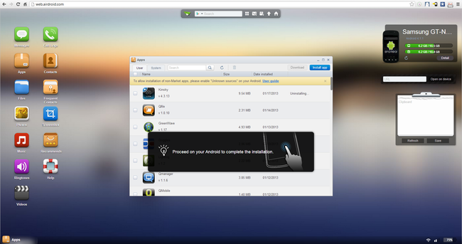 APP OF THE DAY: Airdroid review (Android) - photo 6