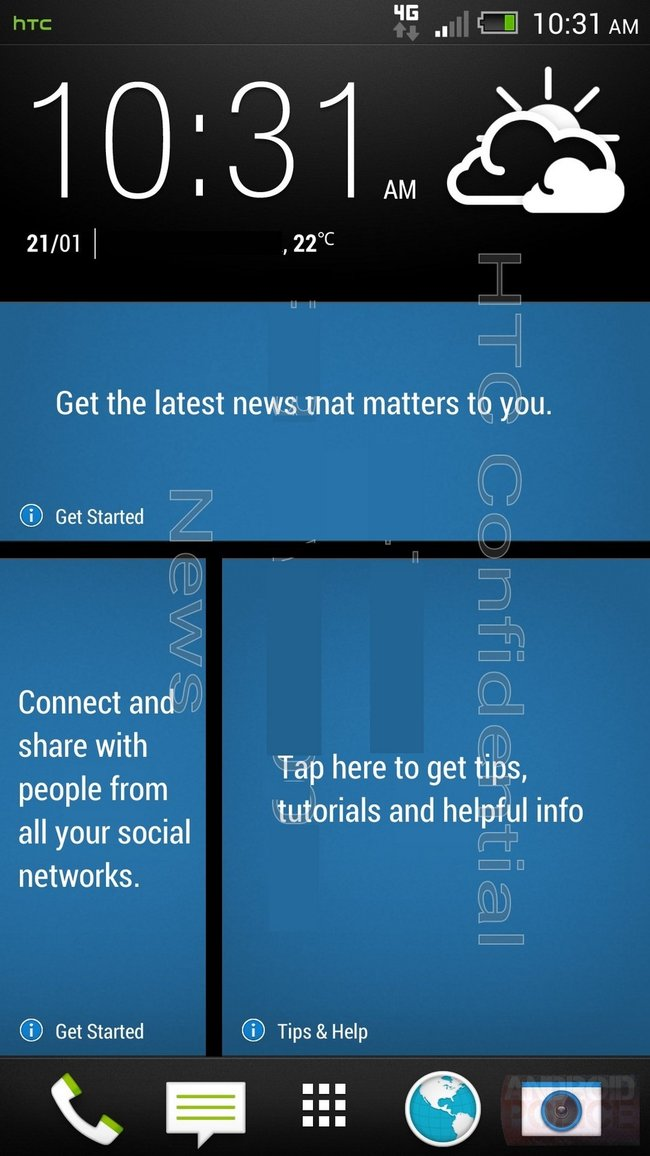 HTC Sense 5 screenshots leak - photo 2