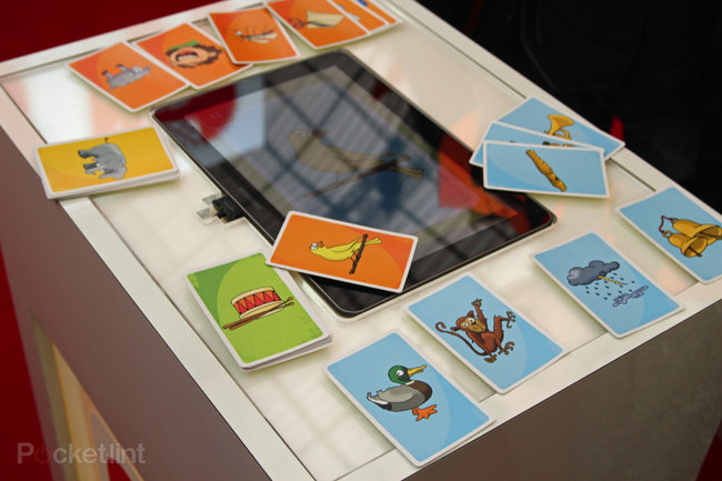 Jumbo appCards bring interactive card games to your iPad or Android tablet - photo 3