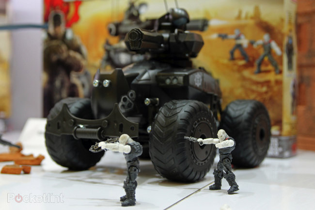 Meccano Gears of War Judgment models land March 2013 - photo 1