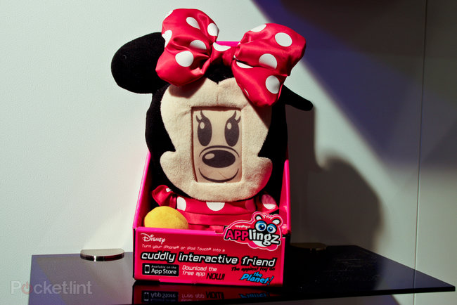 Disney Applingz for iPhone and iPod touch, interactive Mickey and Minnie Mouse pictures and hands-on - photo 8