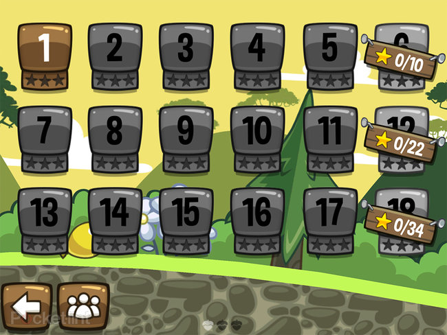 APP OF THE DAY: Noble Nutlings review (iOS) - photo 2
