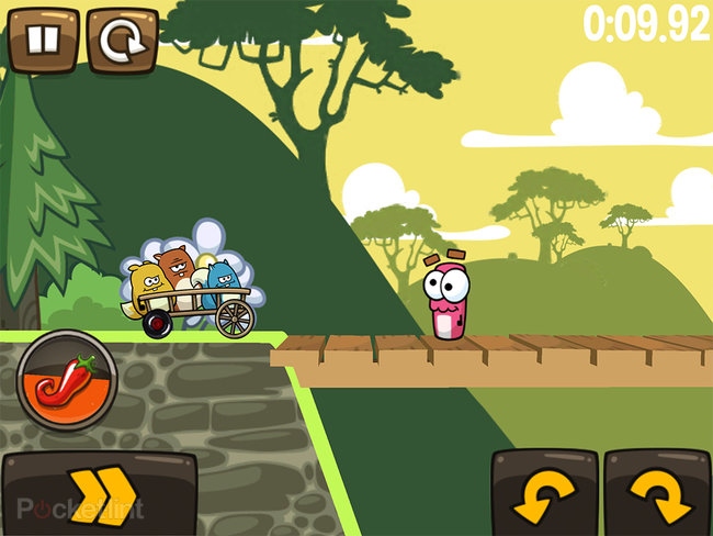 APP OF THE DAY: Noble Nutlings review (iOS) - photo 4