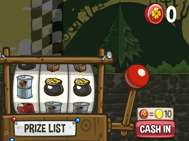 APP OF THE DAY: Noble Nutlings review (iOS) - photo 6