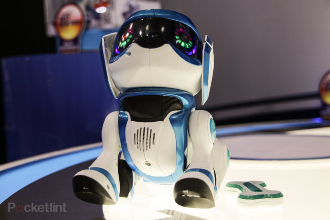 Teksta the Robotic Puppy (2013) pictures and hands-on - photo 3