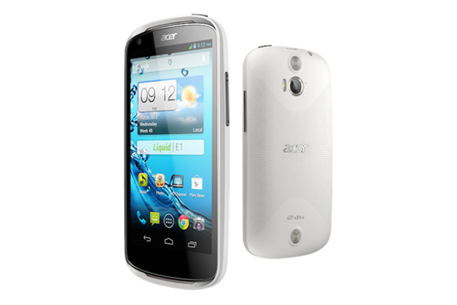 Acer Liquid E1 announced, to be shown at Mobile World Congress - photo 1