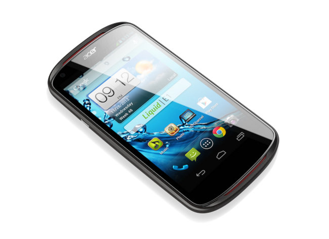 Acer Liquid E1 announced, to be shown at Mobile World Congress - photo 2