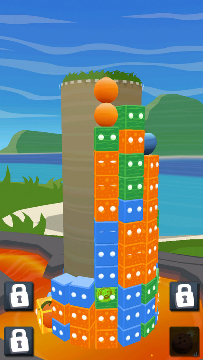 APP OF THE DAY: Rise of the Blobs review (Android) - photo 9