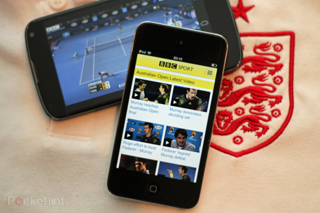 Video comes to BBC Sport app and mobile site, Android app still absent - photo 1