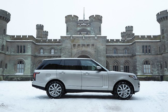 Tackling a Land Rover Experience day with the all-new Range Rover   - photo 2