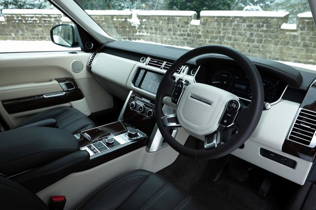 Tackling a Land Rover Experience day with the all-new Range Rover   - photo 3