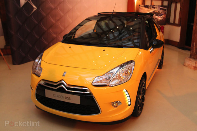 Citroën DS3 Cabrio pictures and hands-on - photo 1