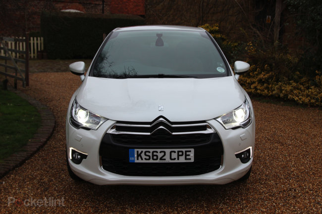 Citroen DS4 DSport HDi 160 6-speed Auto pictures and hands-on - photo 5
