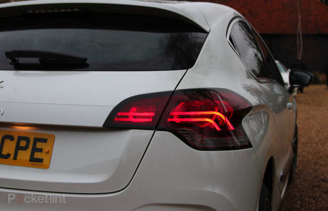 Citroen DS4 DSport HDi 160 6-speed Auto pictures and hands-on - photo 6