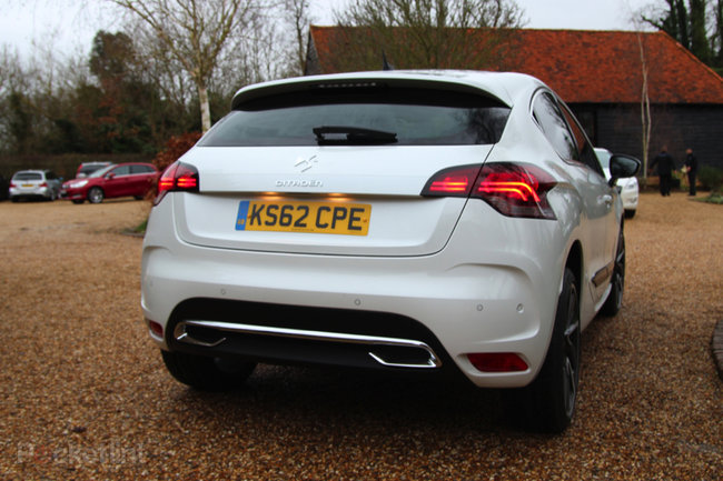Citroen DS4 DSport HDi 160 6-speed Auto pictures and hands-on - photo 7