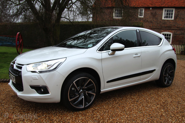 Citroen DS4 DSport HDi 160 6-speed Auto pictures and hands-on - photo 8