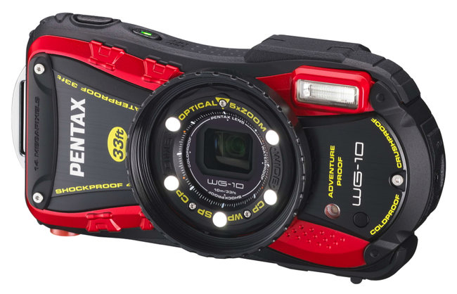 Pentax WG-10: The entry-level tough camera - photo 3