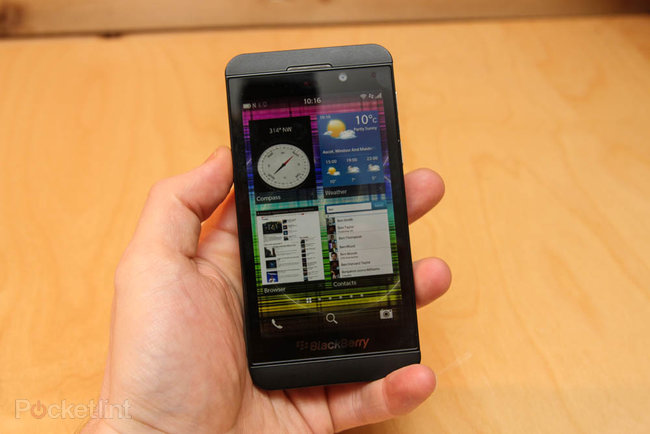 Hands-on: BlackBerry Z10 review - photo 13