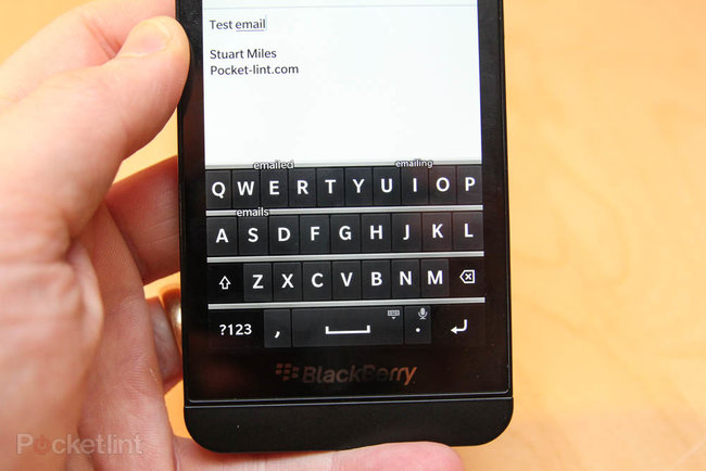 Hands-on: BlackBerry Z10 review - photo 20