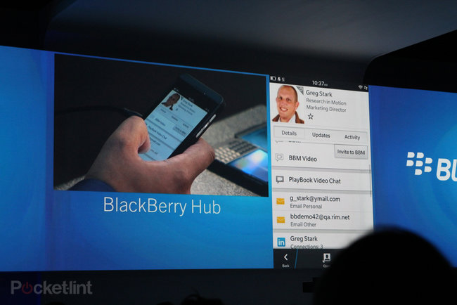 RIM changes name to BlackBerry, officially launches BlackBerry 10 - photo 3