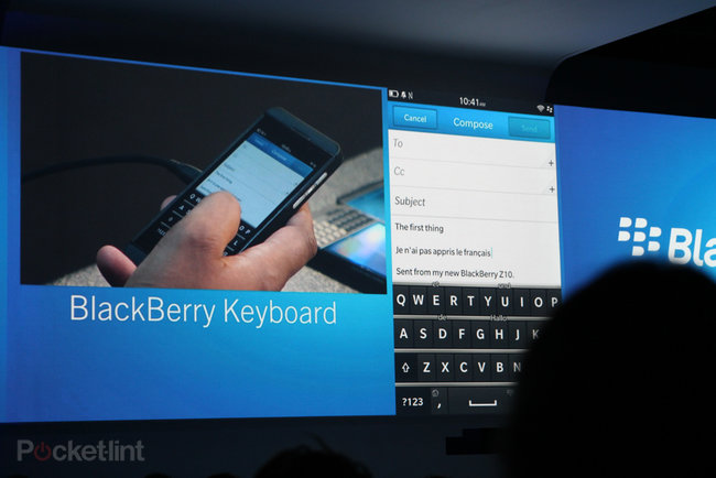 RIM changes name to BlackBerry, officially launches BlackBerry 10 - photo 4