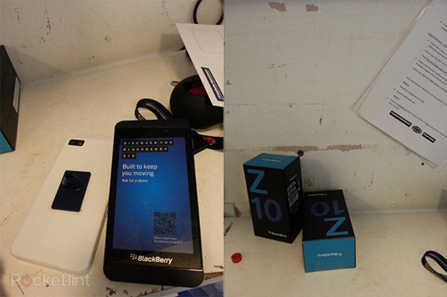 Carphone Warehouse has BlackBerry Z10 stock ready to go, white version inbound (pictures) - photo 1