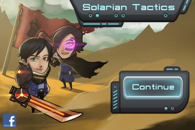 APP OF THE DAY: Solarian Tactics review (iPhone) - photo 1