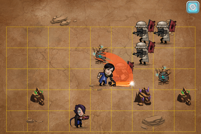 APP OF THE DAY: Solarian Tactics review (iPhone) - photo 4