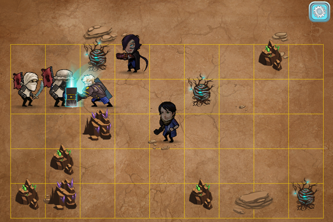 APP OF THE DAY: Solarian Tactics review (iPhone) - photo 5