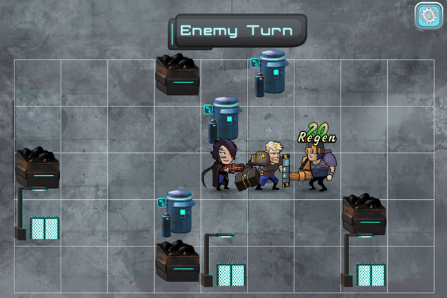 APP OF THE DAY: Solarian Tactics review (iPhone) - photo 7
