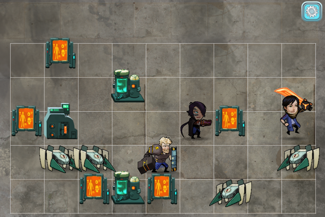 APP OF THE DAY: Solarian Tactics review (iPhone) - photo 9