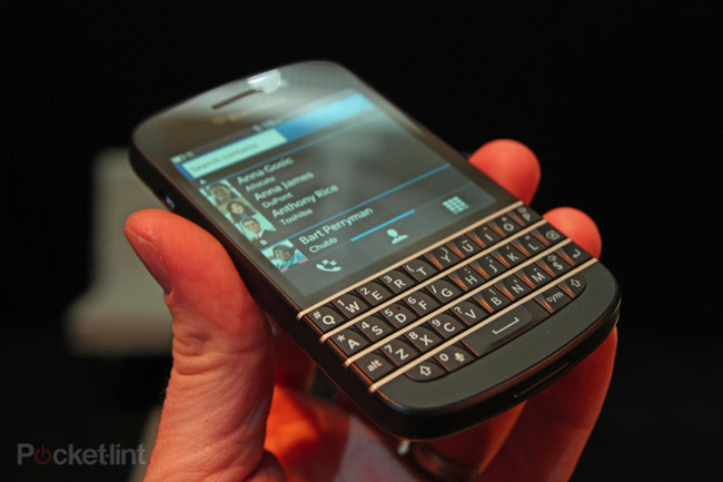 BlackBerry Q10 pictures and hands-on - photo 11
