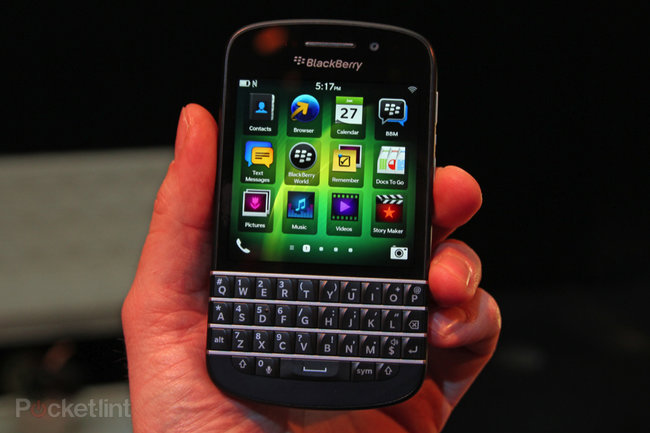 BlackBerry Q10 pictures and hands-on - photo 5