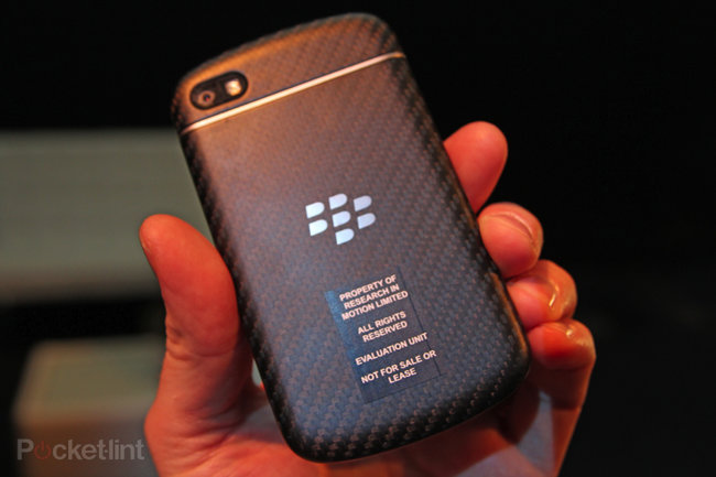 BlackBerry Q10 pictures and hands-on - photo 8