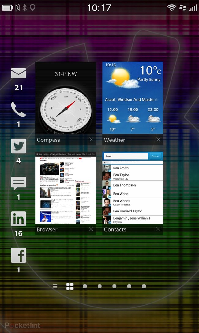 BlackBerry Z10 tips and tricks with BlackBerry 10 - photo 4