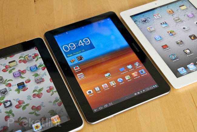 New Samsung tablet GT-P3200 appears in benchmark tests - photo 1