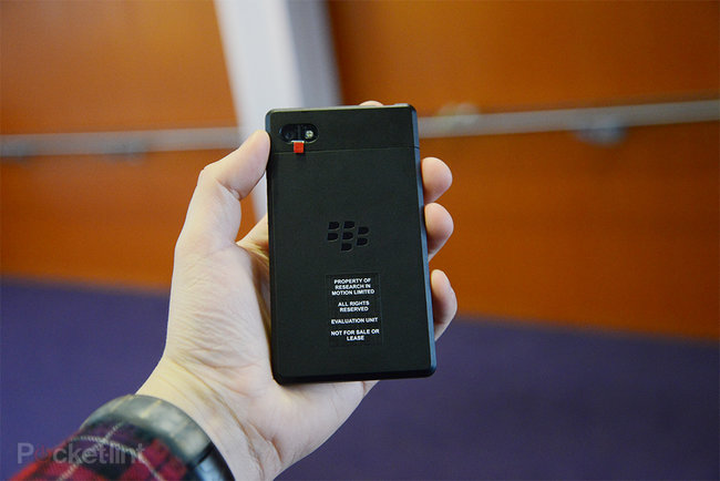 BlackBerry Dev Alpha C pictures and hands-on - photo 4