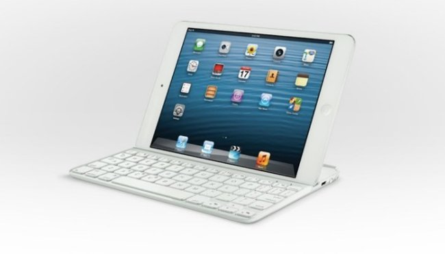 Logitech Ultrathin Keyboard mini wants to turn your iPad mini into a laptop - photo 1